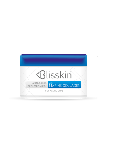 RENEWCELL - BLISSKIN-ANTI AGING MASK-PEEL OFF MASK