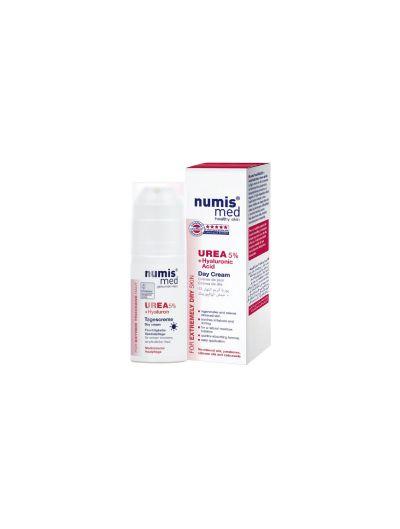 NUMIS MED - DAY CREAM UREA 5% + HYALURONIC ACID - 50ML