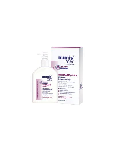 NUMIS MED - pH 4.2 FEMININE INTIMATE WASH - 200ML